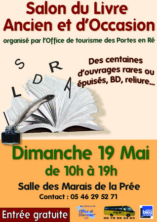 JOURNEE DU LIVRE ANCIEN