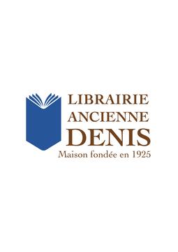 Librairie Ancienne Denis