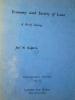 Economy and Society of Laos - A brief Survey. HALPERN (Joel M.)