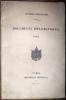 Affaires étrangères. Documents diplomatiques. 1862.. [Affaires étrangères. Documents diplomatiques. 1862.] (Thouvenel, Mercier, Barrot, Moustier, ...