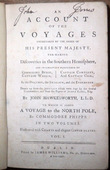 An Account of the Voyages undertaken by the order of His Present Majesty for making Discoveries in the Southern Hemisphere and successively performed ...