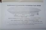 ETABLISSEMENTS DE CONSTRUCTION AERONAUTIQUE Louis GODARD 1914..