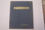 L'EMAILLITE Enduits & produits spéciaux pour l'aviation, l'aéronautique, l'électricité. Levallois-Perret, 22 rue Perrier. Vers 1913..
