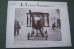 L'AVION AUTOMOBILE En vente chez Blamon, 2 rue Pernelle, Paris..