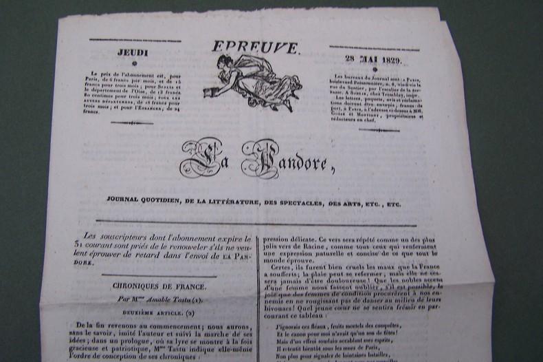 Newspaper Marelibri