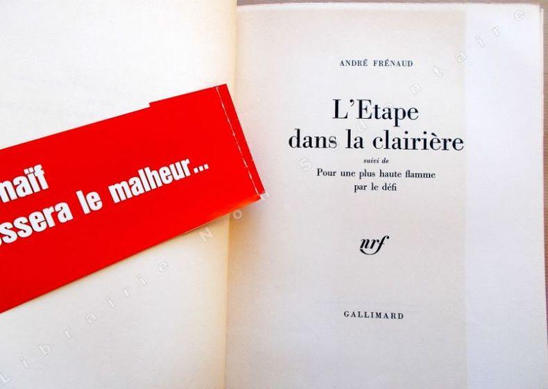 Livres Anciens Et De Collection Collection Ici Poésie André