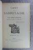 CARNET DE LA SABRETACHE. REVUE MILITAIRE RETROSPECTIVE PUBLIEE PAR LA SOCIETE «LA SABRETACHE». NEUVIEME VOLUME – 1901. .