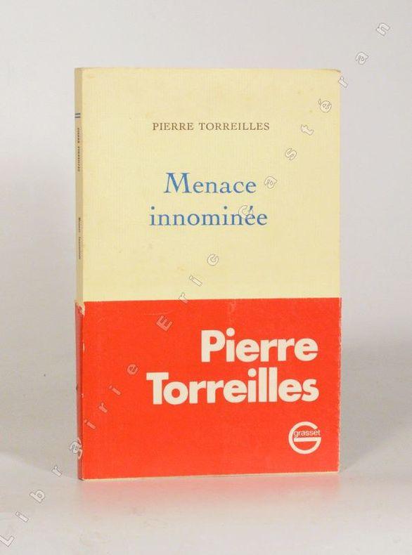 Menace innominée (Littérature Française) (French Edition)