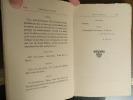 L'étoile au front. Pièce en trois actes, en prose. Représentée pour la première fois sur la scène du Vaudeville le 5 mai 1924.. Roussel, Raymond.