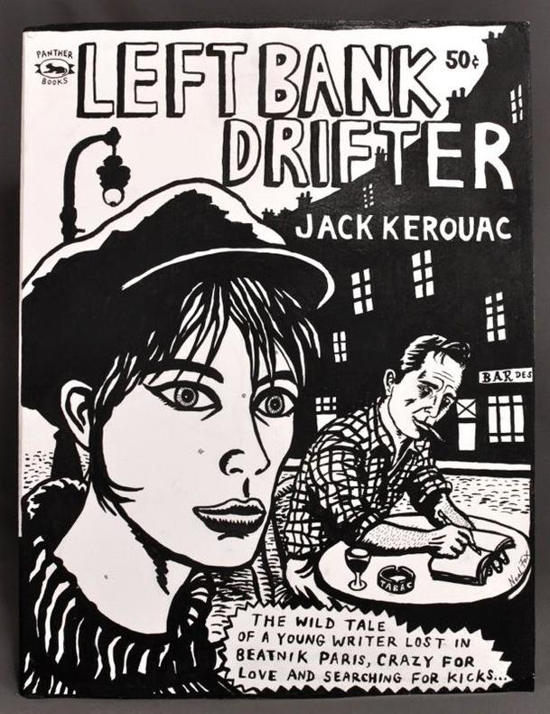 Left Bank Drifter.