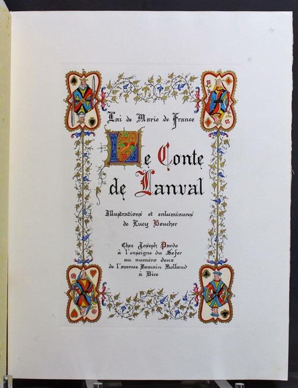 The Lais of Marie de France Summary