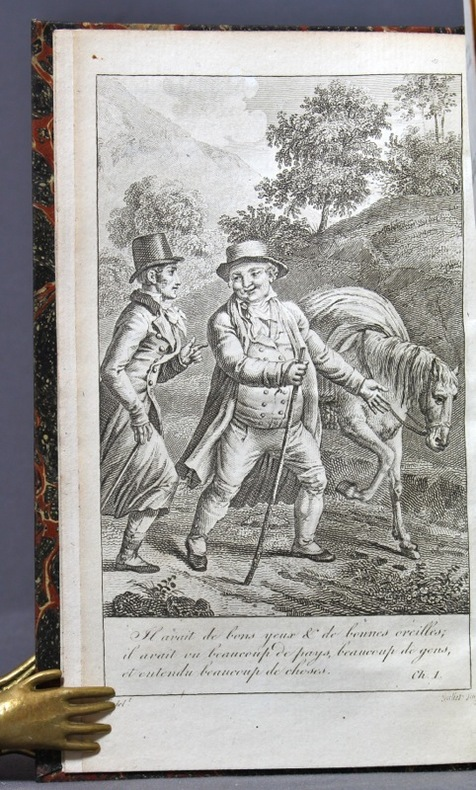 Simon de Nantua, or le marchand Forain, ouvrage qui a obtenu le prix fondé par un anonyme, et proposé par la Société pour l'instruction élémentaire; en faveur du meilleur livre destiné à servir de lecture au Peuple des villes et des campagnes.