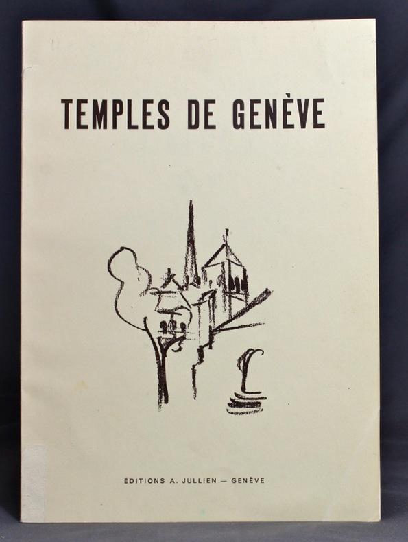 Temples de Genève.