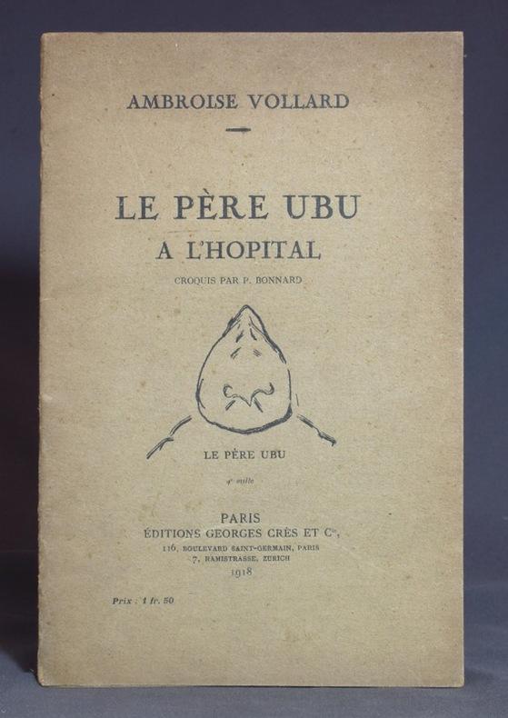 Le Père Ubu à l'hôpital.