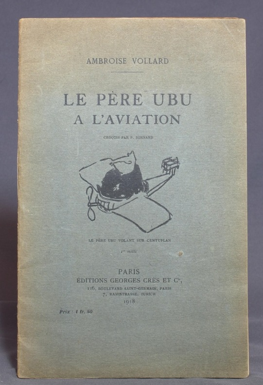 Le Père Ubu à l'aviation.