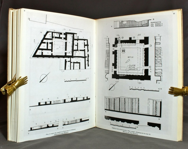 Mission Archeologique de Mari, volume III. Les Temples D'Ishtarat et de Ninni-Zaza.