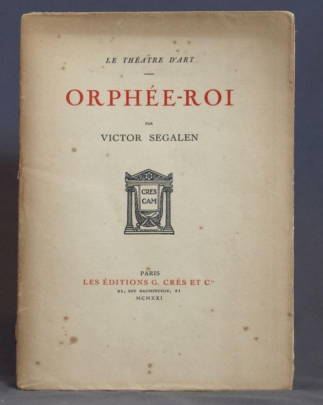 Orphée-Roi.