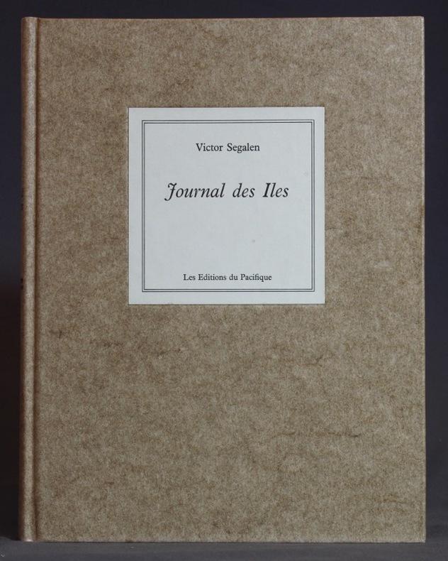 Journal des Iles.