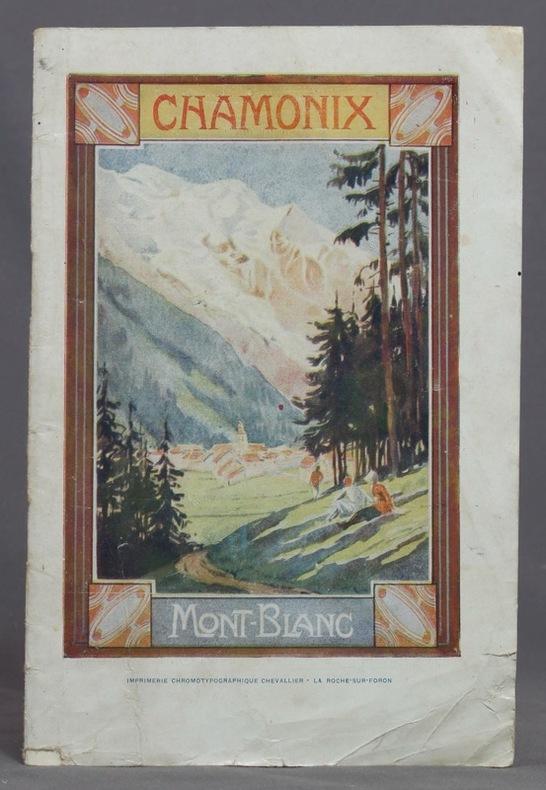 Guide de Chamonix.