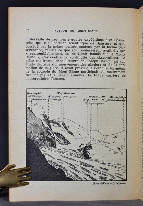 Autour du Mont-Blanc. Choix d'excursions.