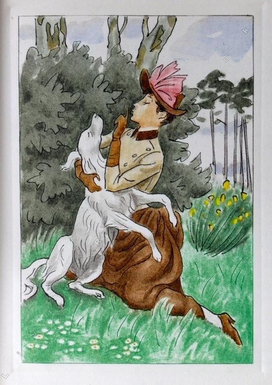 Mademoiselle de la Ferté.