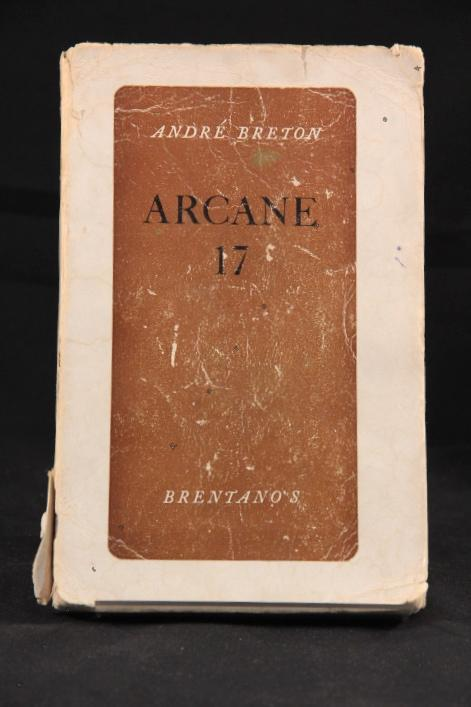 Rare, Paalen, Wolfgang, / DYN 4 - 5 Amerindian Number 1943 Art Magazine 1st ed