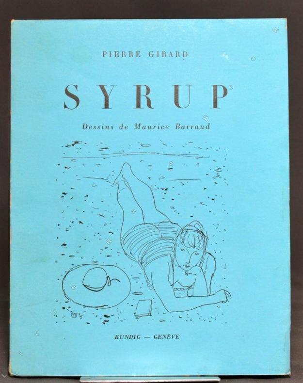 Syrup de Cassis.