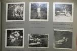 CAMPING 1944. 128 PHOTOS SUR QUINZE JOURS DE VACANCES EN PLEIN AIR..
