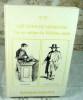 Les gens de médecine vus au milieu du XIX° siècle.. ROUX, BAWR, BERNARD, ACHARD, DE LA BEDOLLIERRE, SOULIE, ECAROT