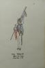 100 DESSINS ORIGINAUX D'APRES FOUSSEREAU.. [UNIFORMES MILITAIRES]