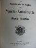 la marchande de modes de Marie Antoinette,Rose BERTIN. . LANGLADE Emile