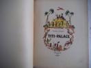 TITI PLACE. NOURY Pierre