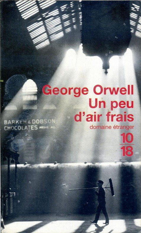 george orwell coming up for air