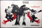 """DERRIÈRE LE MIROIR N°187 - REBEYROLLE """"COEXISTENCES"""". Octobre 1970. TIRAGE DE LUXE.. REBEYROLLE - SARTRE, Jean-Paul."""