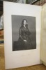 Galerie des femmes de George Sand par le Bibliophile Jacob. Vingt-quatre Gravures en taille-douce Sur acier par H. Robinson d'après les Tableaux des ...