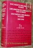Documents diplomatiques suisses. 1848-1945. Volume 7-I:  11.111918-28.61919.Diplomatische Dokumente der Schweiz. Documenti diplomatici svizzeri. .