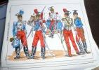 CARNET DE LA SABRETACHE, 1962 à 1977 une série complète en 86 n°s. Bulletin des collectionneurs de figurines historiques une série complète de ...