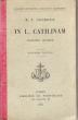 In L. Catilinam Orationes Quator , Édition Classique Par M. L'Abbé A. Boué . CICERONIS ( CICERON )