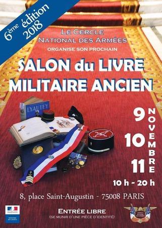 Salon du Livre Militaire