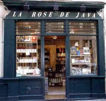 Librairie La Rose de Java