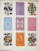 Cartes à jouer / Spielkarten. - Grande collection de plusieurs milliers de pièces surtout d'Europe, en couleur et en noir, avec env. 150 enveloppes de ...
