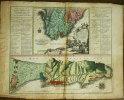 Gibraltar avec les nouveaux ouvrages, faits depuis le dernier Siège, les Lignes Espagnoles levés nouvellement sur les lieux. (Carte geographique) / ...