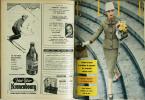 Elle. Magazine de mode. N° 523 - 535 - Janvier 1956 .