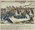 (Actualités) Guerre de 1870-1871. - Bataille de Reischoffen - 6 août 1870. .