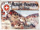 Album Panorama Suisse. 1 vol. 1902. Livraison 8: SION PITTORESQUE Deuxième partie..