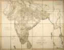 Carte de l'Indostan ou de l'Empire Mogol; d'Après les Observations les plus récentes.. RENNELL, J. (le Major):