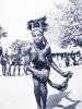 Les hommes de la danse. 'Guilde du Livre', 216. Photogaraphie de Michel Huet et préface de Keita Fodeba.. HUET, Michel: