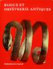 Bijoux et orfèverie antiques. 'Trésors en Italie'.. CARDUCCI, Carlo: