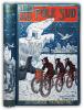 Au Pôle Sud à bicyclette. Illustrations de Cazenove et Fontanez.. SALGARI, Emilio: