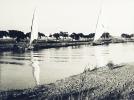 Egypte. - Ens. de 25 photographies en noir et blanc..